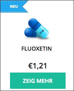 Fluoxetin Prozac