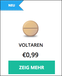 Voltaren Tabletten Bestellen