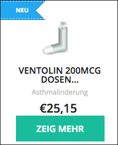Ventolin Spray rezeptfrei kaufen