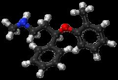 formule Atomoxetin